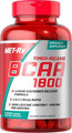 Met-rx- temporizado- liberación de bcaa- 1800 120 cápsulas por recubierto