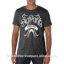 100% ring spun cotton t-shirt