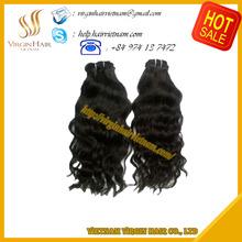 2014 Hot Sew In Weave Natural Body Wavy Virgin Vietnamese Hair 32 inch