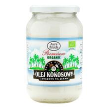 Organic Extra Virgin Coconut Oil 900ml