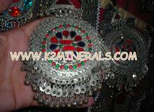 Afghan,beadwork,turkmen,handmade,jewelry/599