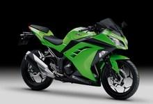2013 Kawasaki Ninja 300 Special Edition