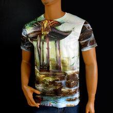 wholesale dye sublimated dry fit t shirt
