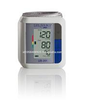 Automatic Inflate Wrist Blood Pressure Monitor Machine