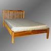 KING SIZE BED SET SLEEK DESIGN