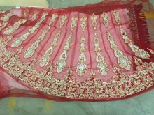 Pink Indian ghagra choli / lehenga designs