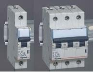Miniature Circuit Breaker C Curve 40A 10kA 3P