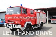 USED TRUCKS - IVECO MAGIRUS FM192 4X4 FIRE ENGINE TRUCK(LHD 99797 DIESEL)