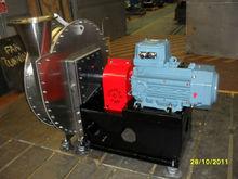 high pressure centrifugal fan, ATEX fan, Exhaust Fan