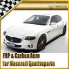 For Maserati Quattroporte ~07 WD Style Fiber Glass Full Front Bumper Body Kit