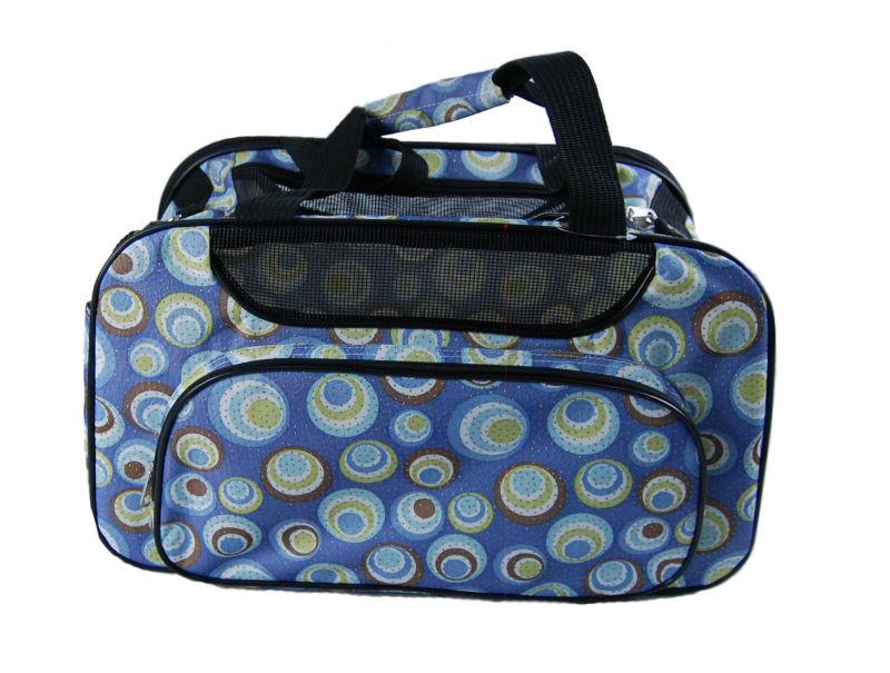 2014 New Stylish Soft Portable Dog Carrier Pet Travel Bag