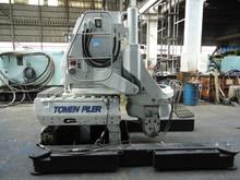 サイレントパイラー使用のための500分の400/600mmu- 杭