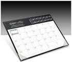 PVC Raxine leather Desktop planner