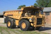 Caterpillar 773B Dump Truck