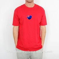 korea t-shirts printing