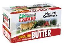Unsalted Cow Milk Butter 82%