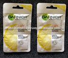 2 Garnier Skin Naturals Light Lemon Lightening Peel Off Mask