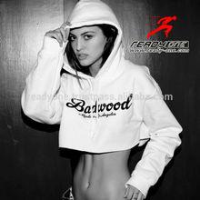 Customized Women's Fashion Hoodies /Blank Cotton Hoodies/Wholesale plain hoodies