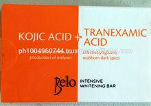 Belo Intensive Whitening Bar Tranexamic Kojic Acid Soap 65g