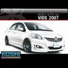 KOSHI Sport Body kit for Toyota VIOS 2007