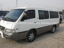 2002 Mini van SsangYong Istana
