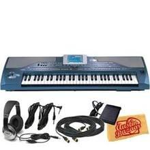 New Korg PA800 61-Key Professional Arranger Keyboard with Speakers