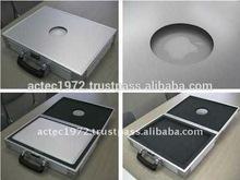 Aluminum laptop hard case for Pro PC 13inch