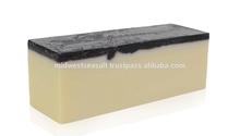 Black Raspberry Vanilla Artisan Handmade Soap Loaf -3 Pounds