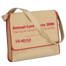 Promotional Jute Conference Bag