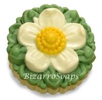 """Natural soap """"Spring Garden"""" - hand made"""