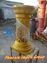 Fiber Crystal Pillar