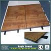 Recycled Wood Grain Pvc Vinyl Floor plastic flooring