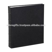 ADAPAC - 0066 large size photo album / handmade leather photo album wholesale / a4 size photo albums for gifts