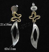 Gets.com 304 stainless steel earrings cupcakes