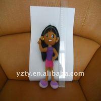 factory suppliy plush cute baby doll ,fashion doll ,girl student doll