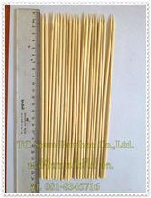 Kebab bamboo skewers