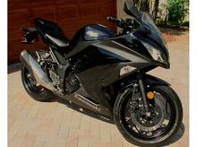 2014 Kawasaki Ninja 300 Sportbike