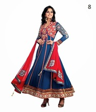 Latest Anarkali Frocks 2014 for Young Girls