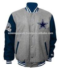 beige studded bird button up wholesale parka jackets, cheap wholesale jackets,custom varsity jacket wholesale