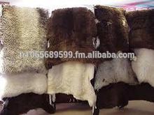 high quality sheepskin fur (for winter)