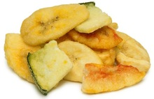Vaccum Dried Apple Chips Healthy Snacks/ Fried Plantain Chips Snacks