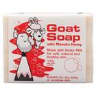 Australian made Goat Soap 100g with manuka honey - goatsmilk for soft natural healthy Skin
