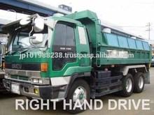 Camiones usados- isuzu camión de volteo( enfermedad hemorrágica del conejo 818979 diesel)