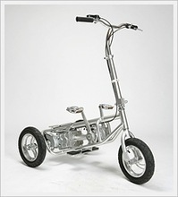 Outdoor Exercise Tricycle(Stepper)