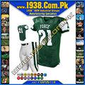 Sublimado custom jersey del fútbol americano