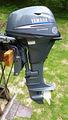 usado yamaha 15hp 4 tempos motor de popa