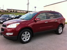 Used 2010 Chevrolet Traverse 3.6L(LHD)