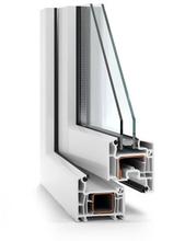 Henan Lanke hot selling pvc profiles/upvc profiles/pvc profiles for windows and doors veka