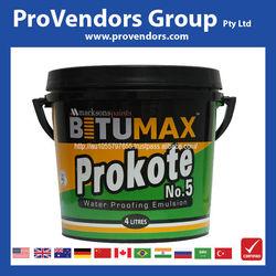 Bitumax Prokote No5 Water Base Bitumen Emulsion