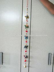 Indian Dangling camel Wall Hanging , Door String of camel